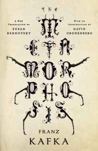 "Jamie Keenan's design for a new edition of Franz Kafka's ""The Metamorphosis"" (W. W. Norton & Company)"